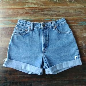 Super cool vintage Levis made from women's size 10